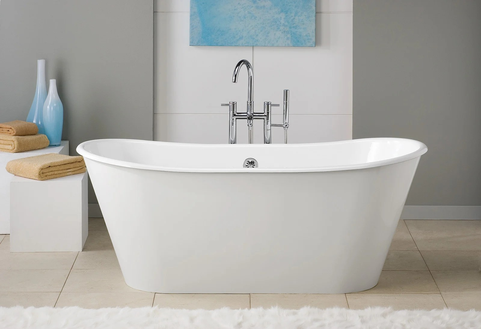 IRIS Cast Iron Bath Cheviot Products