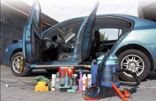 Самостоятельная предпродажная подготовка автомобиля