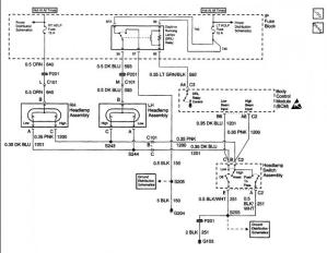2000 Chevy Cavalier Wiring Diagram Needed  Chevrolet