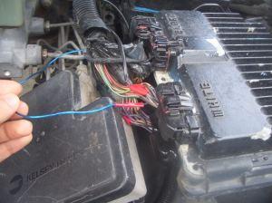 DIYWalkthrough for VCMECU ground wire update  Chevrolet
