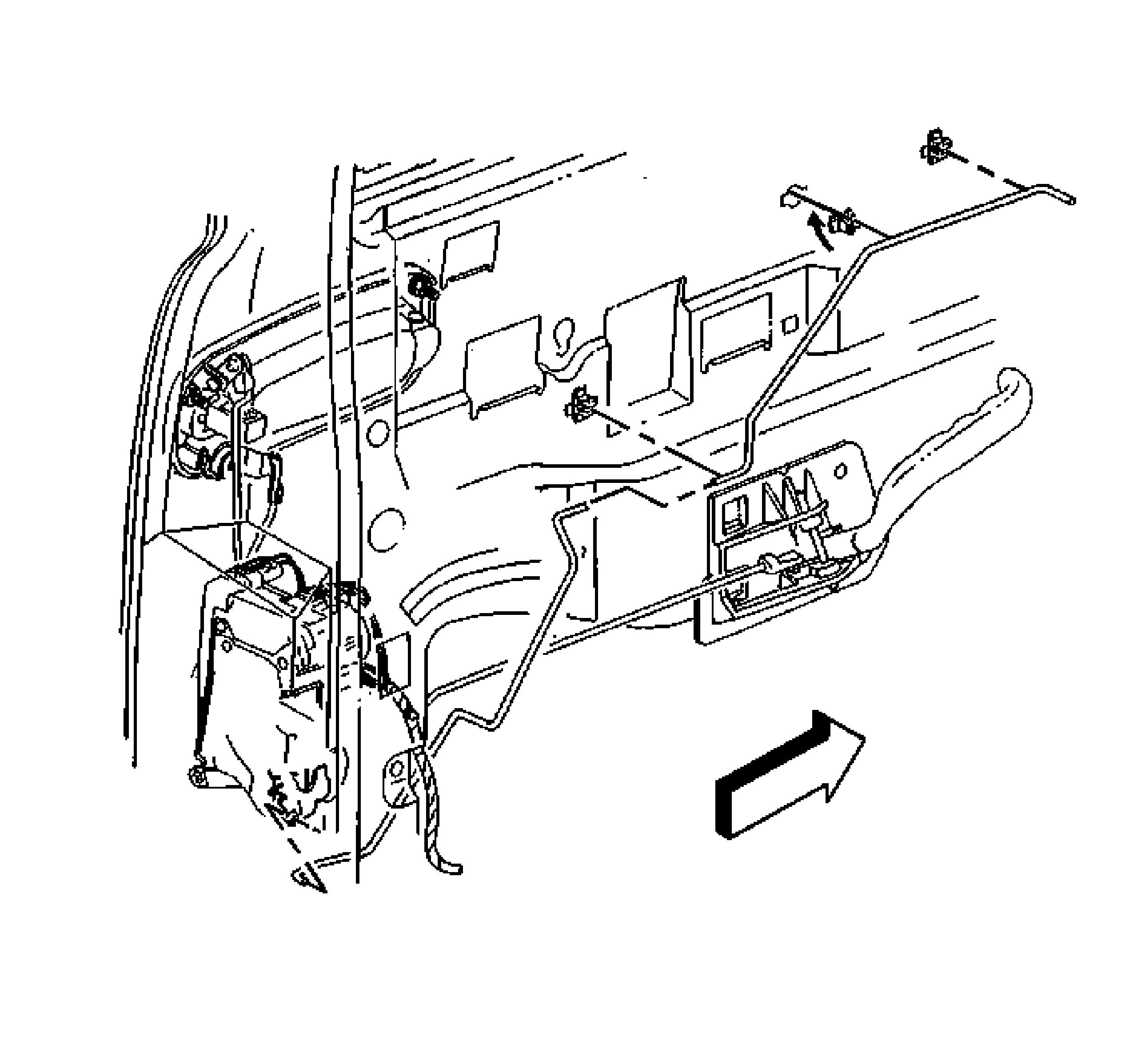 S10 Steering Column Diagram