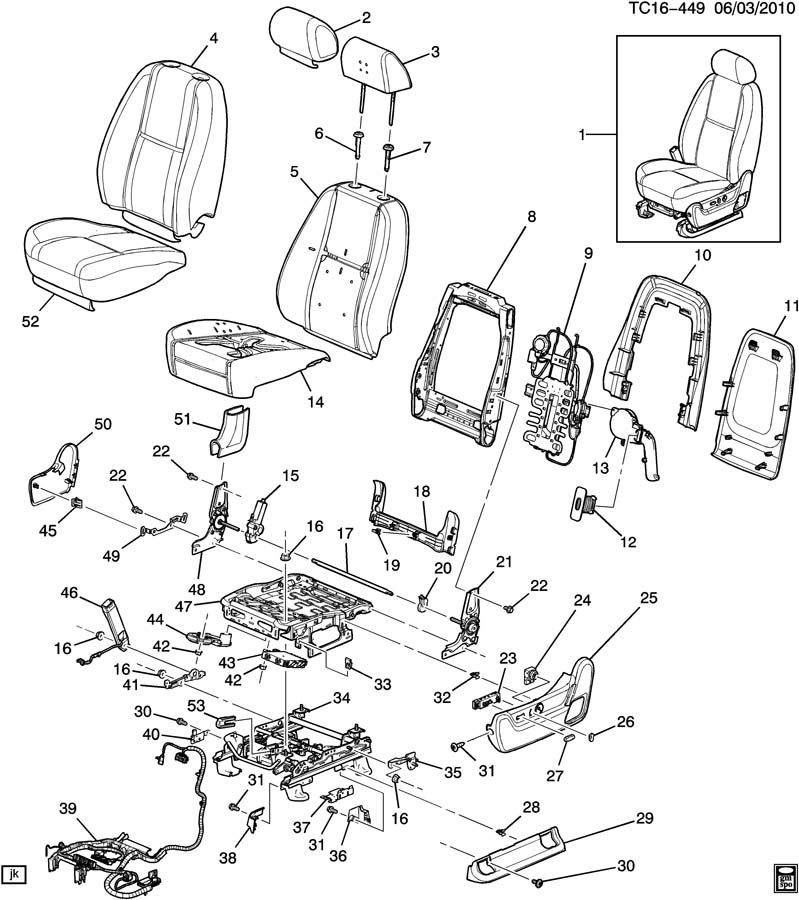 2007 Suburban Interior Parts Billingsblessingbags Org