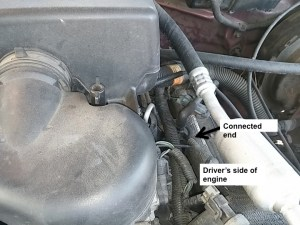 1996 Suburban C1500 Mystery Vacuum Line  Chevrolet Forum  Chevy Enthusiasts Forums