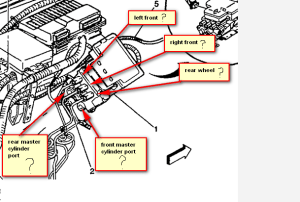 Diagram 2005 Z71 Tahoe Brake Line  Chevrolet Forum