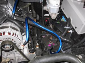 Big 3 wiring upgrade step by step with pics!  Chevrolet