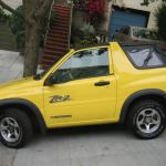 Researching The 2003 Chevy Tracker Convertible Chevrolet Forum Chevy Enthusiasts Forums