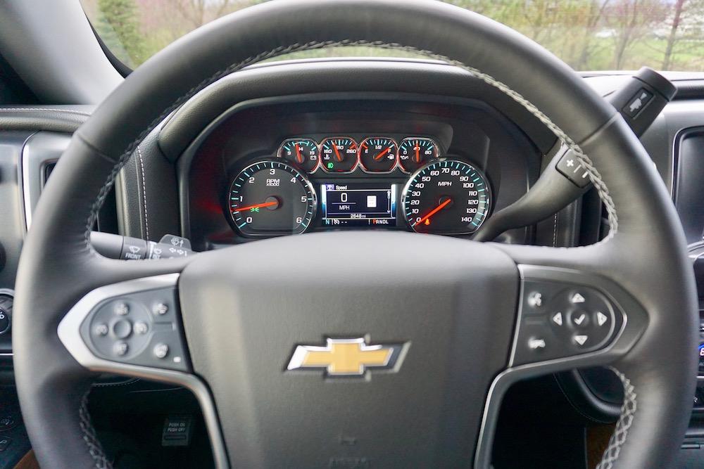 2017 Chevy Silverado Ltz Review 11 Chevroletforum