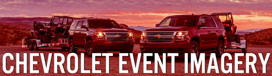 Chevrolet Event Imagery
