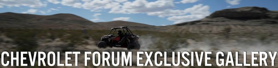 Chevrolet Forum Exclusive Gallery