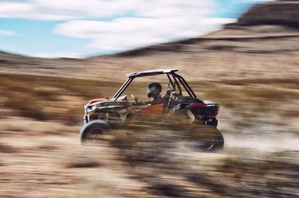 Polaris RZR XP Turbo DYNAMIX Edition Motion Blur
