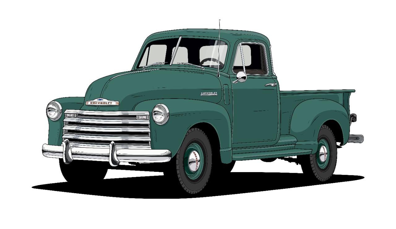 Hot Wheels: Chevrolet Forum Names Chevy\'s Best Trucks - ChevroletForum