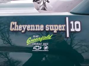 Cheyenne Super 10