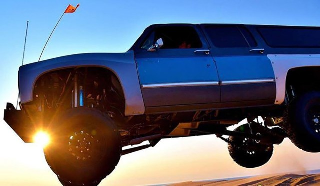 Rusty Reaume Chevy Suburban Header