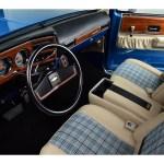 Chevrolet C10 interior