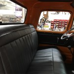 1957 Chevy 3100 custom interior.
