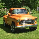 Custom 1957 Chevy 3100