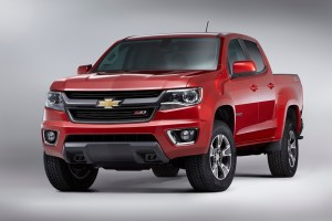 CHEVROLET FORUM: 2018 Chevrolet Colorado Z71