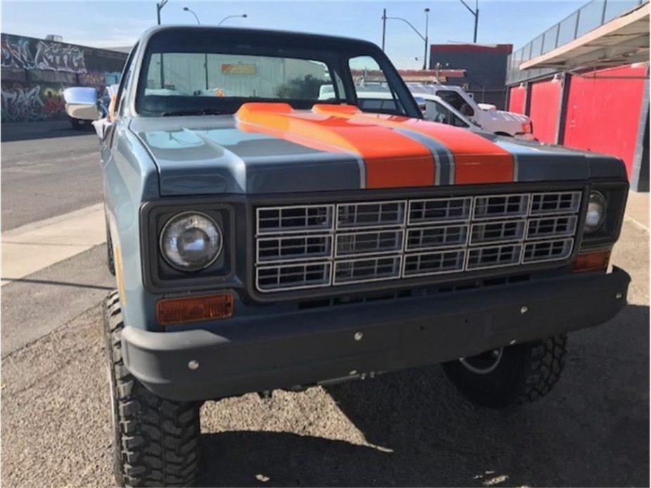 1977 Chevrolet K10 pickup