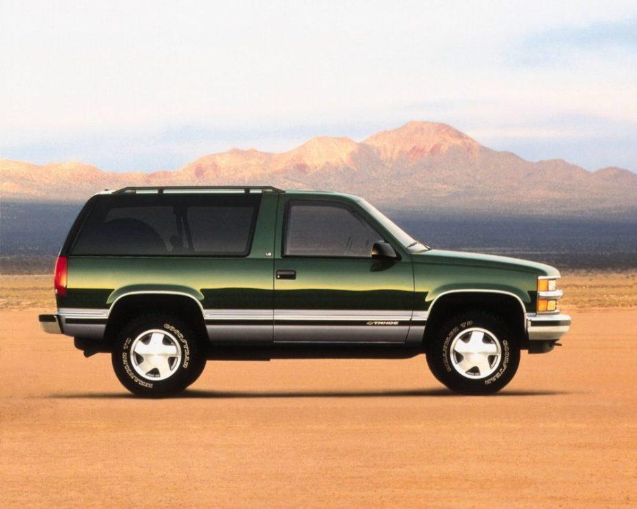 1999 Chevy Blazer Tahoe