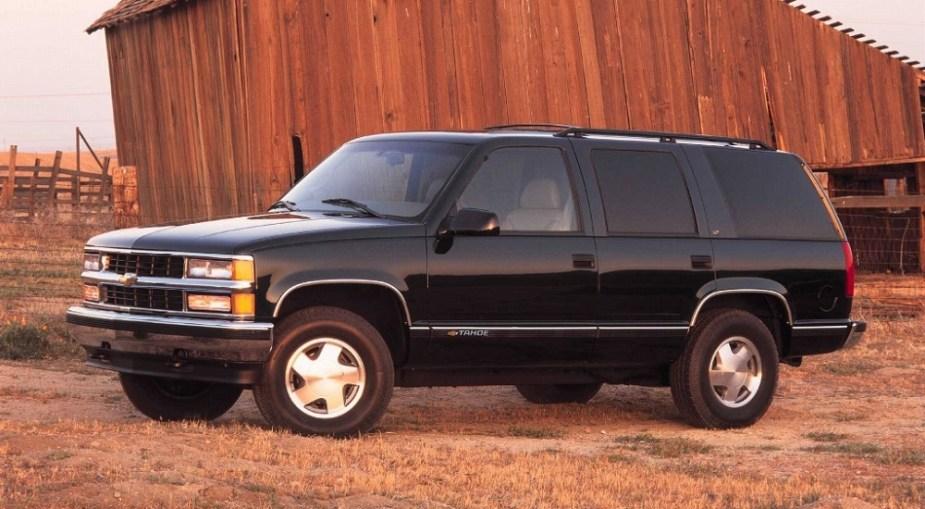 1999 Chevy Tahoe