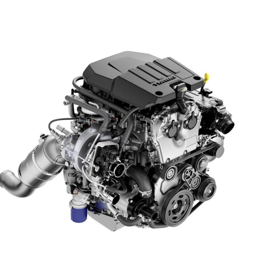 2019 Chevrolet Silverado 2.7L Turbo