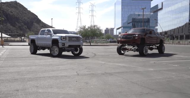 Chevy Silverado and GMC Sierra