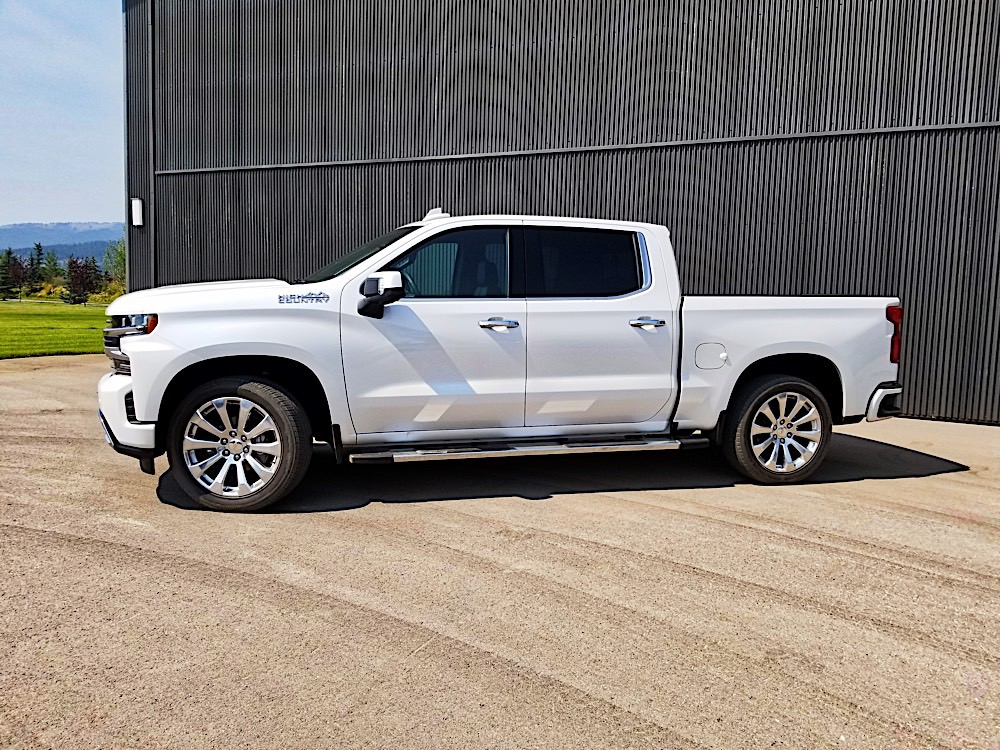 Driving the All-New 2019 Chevrolet Silverado - ChevroletForum