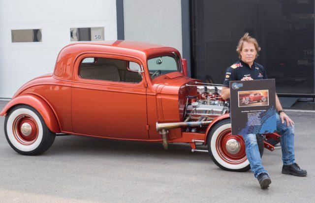 1933 Chevrolet Coupe American Graffiti Tribute