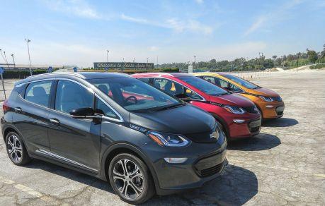 Chevrolet Bolt EV Autocross Racing 002