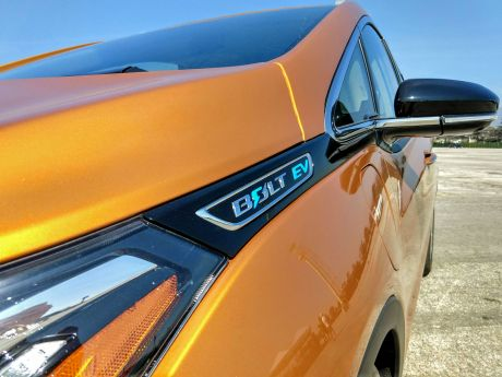 Chevrolet Bolt EV Autocross Racing 006