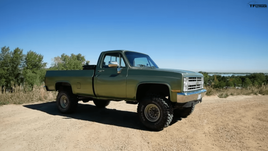 Square Body K10 Remains Unquestionably Cool Today