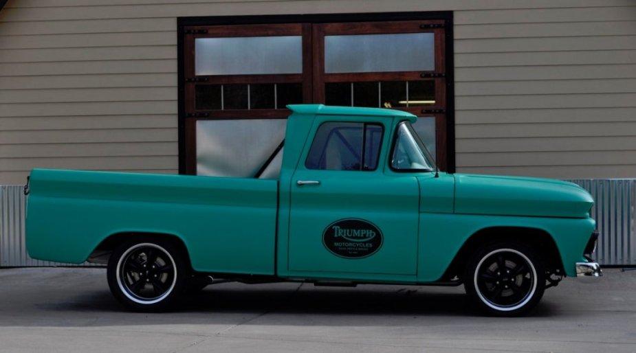 1960 Chevrolet C10 Side