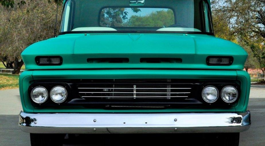 1960 Chevrolet C10 Grille