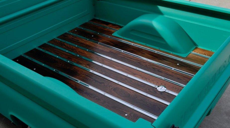 1960 Chevrolet C10 Bed