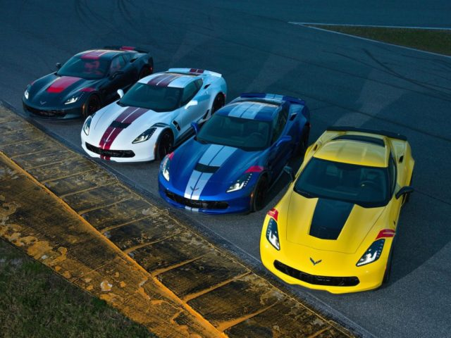 2019 Corvette Drivers Series