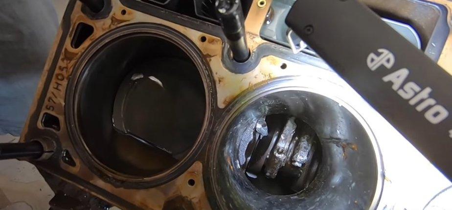 Corvette Engine Carnage Missing