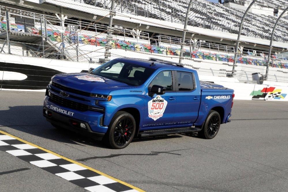 2019 Silverdo Daytona 500 Pace Car