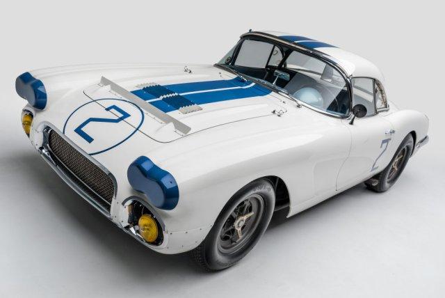 Cunningham Corvette #2 High Front