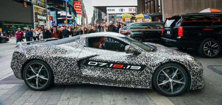 2020 C8 Corvette 7.18.19