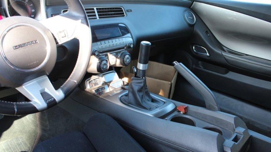 MTI Camaro Shifter