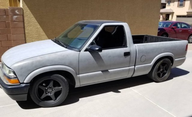 LS Chevy S10