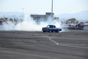 454 LSA-swapped Chevy truck at Cinco De Mayo Tire De Fry'O - LS Fest West 2019