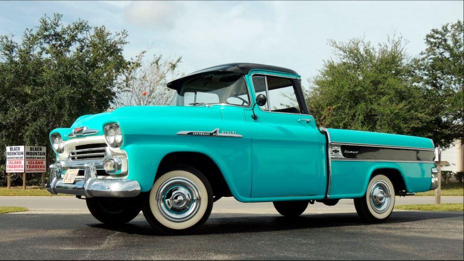 1958 Cameo Apache
