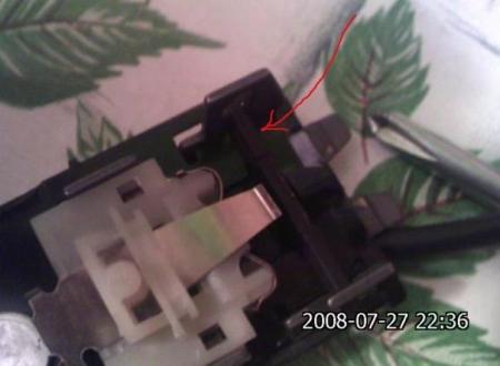 Ремонт индикатора непристегнутого ремня на Шевроле Лачетти
