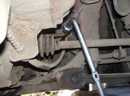 Замена смазочного материала КПП на Chevrolet Aveo