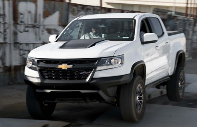 2019 Chevrolet Colorado Review, Changes, Price – Chevrolet ...