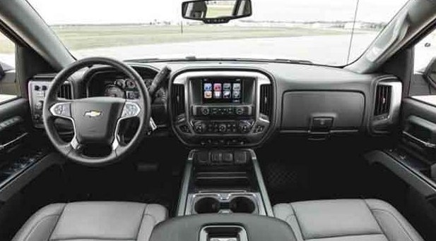 2019 Chevy Avalanche Interior