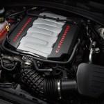 2019 Chevy Camaro Engine