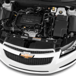 2019 Chevy Cruze Engine