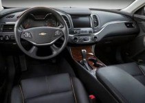 2019 Chevy Impala Interior